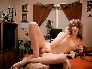 Hot Emo Femboy Jerks And Squirts
