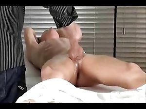 bdsm gay-boy gets handjob 2