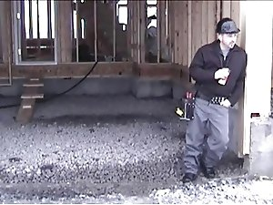 Worker bear fucked by fat boss